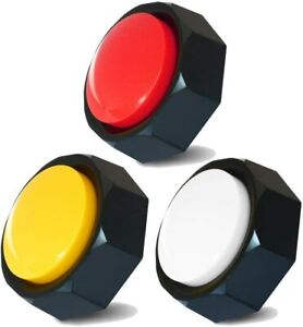 Recordable Button pet Training Buzzer answer Button record Playback