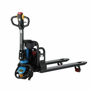 Apollolift Electric Power Lithium Battery Pallet Jack Truck 3300lbs Capacity