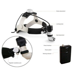 5w Surgery Medical Surgical Head Light Head Lamp Use For Medical Clinic Hospital