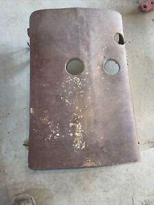 Farmall 200 230 Tractor Hood Engine Cover Antique Tractor