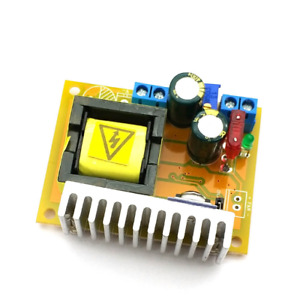 Dc To Dc Step Up Boost Converter 8 32v To 45 390v Voltage Zvs Capacitor Module