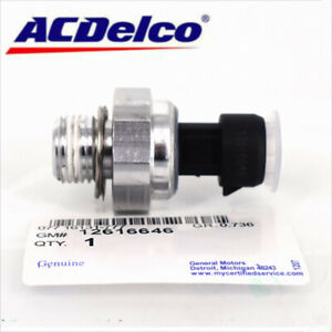 New Acdelco Oil Pressure Sensor Switch 12616646 For Chevy Gmc D1846a