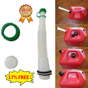 Replacement Spout Parts Kit For Rubbermaid Rubbermade Fuel Gas Can Model
