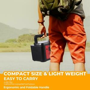 Portable Generator Outdoor Battery Backup Supply Camping Emergency Power Ifde