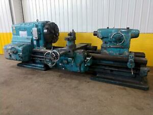 46 X 72 American Pacemaker Heavy Duty Engine Lathe Stock 14548