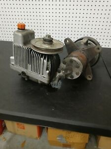 Parker Hydraulic Motor Hte012998r Free Shipping