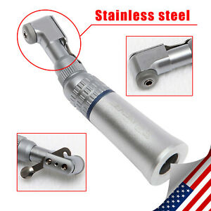 Nsk Style Dental Low Slow Speed Contra Angle Handpiece Latch E type Ra ca 2 35mm