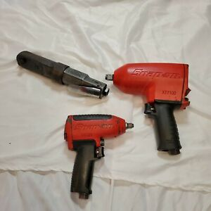 Snapon Mg31 Xt7100 And Mac Tools Ar777a As Is Please Read