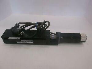 Thk Lm Guide Actuator Kr Thkkr33 W Buckles smith Motor Vas161210 Used