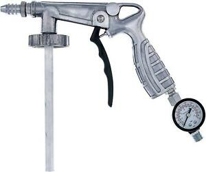 Air Undercoating Spray Gun Apply Rubberized Undercoat Rust Proofing Chip Guard