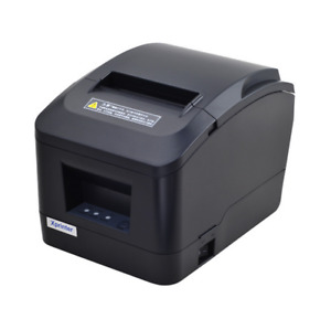 Thermal Printer 80mm Catering Pos Cashier Take out Kitchen Printer Usb Sincere