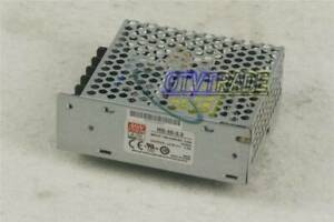 Rs 35 3 3 3 3v Ac To Dc Power Supply Single Output 7amp 23 1w Mean Well New
