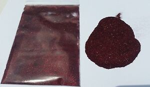 Black Cherry Holographic Shift Color Metal Flakes Ppg Dupont 004