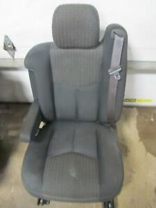 03 06 Chevy Avalanche 1500 Left Driver L Front Seat Bucket