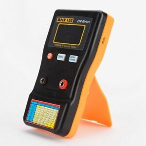 Mesr100 V2 Auto Ranging In Circuit Esr Capacitor Meter G Tester 0 001 To 100r