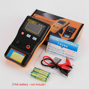 Mesr100 V2 Auto Ranging In Circuit Esr Capacitor R Meter Tester 0 001 To 100r