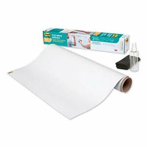Post it Flex Write Surface Permanent Marker Wipes Away With Water 6 Ft X 4 Ft