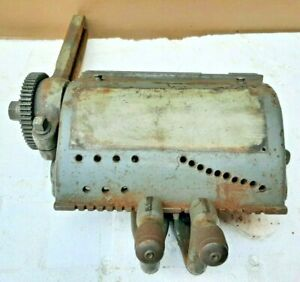 South Bend Lathe Heavy 10 10l 10r Gearbox Or Maybe A 13 Inch
