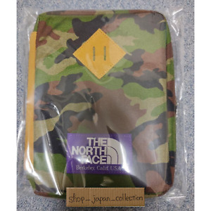 The North Face Purple Label Hobonichi Techo Field Pack Note Book Cover Camoflage