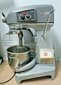 Hobart Legacy hl 120 12 Quart Mixer With Bowl And Large Whisker pre owned