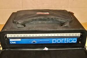 Citel Portico Tva24d 12 port Telephone Voip Adapter With 2 Fxo And Gator Case