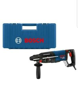 Rotary Hammer 8 Amp 1 In Corded Variable Speed Sds plus Concrete Bosch