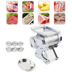550w Commercial Electric Meat Slicer Premium Beef Mutton Cutting Slice Cutter