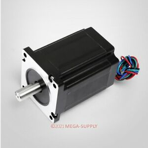 Engmate Ema342 11860s4 Nema 34 Cnc Router Stepper Motor 4 Wire Single Shaft
