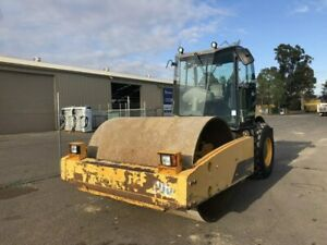 Vibratory Compactor Roller 2011 Volvo Sd160 Dx