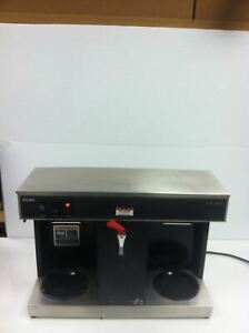 Bunn Commercial Grade Coffee Maker Vlpf Series Used Working Free Shipping