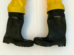 Tesimax Type 1b Sea Safety 30 Chemical Protective Suit Polyran l Size Xl 5