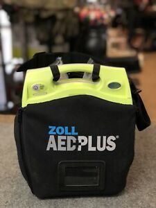 Zoll Plus Aed Defibrillator With Pads Zoll Aed Go Kit