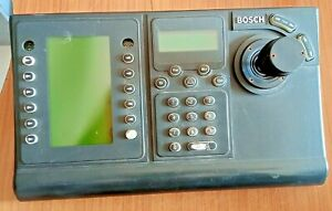 Bosch Kbd universal Cctv Security Camera Universal Controller Remote parts Only