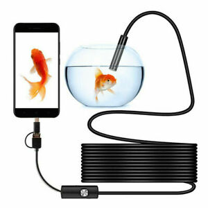 Endoscope Camera Usb Endoscope For Android Mobile Phones Probe With Camera