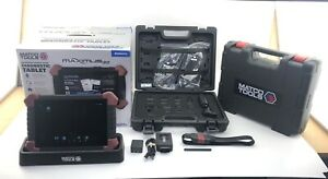 Lightly Used Matco Maximus 3 0 Tablet Diagnostic Scan Tool Mdmax3 W Box