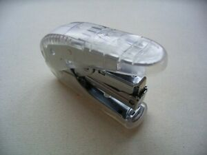 Muji Stapler Easy To Use With 50 Staples Bind Up To 20 Sheets At A Time