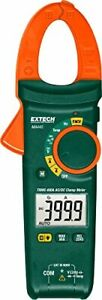 Extech Ma445 True Rms 400a Ac dc Clamp Meter With Ncv