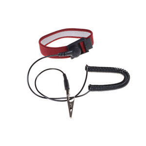 Hot Anti Static Esd Adjustable Wrist Strap Electronic Discharge Band Ground Na