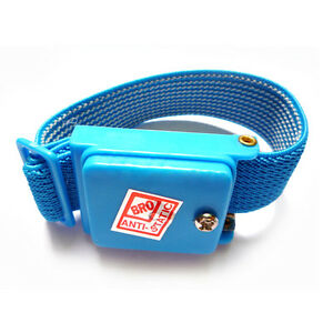 Anti Static Cordless Bracelet Esd Discharge Cable Wrist Strap Cool B na