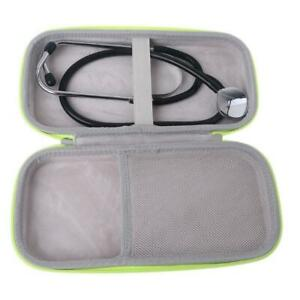 Portable Stethoscope Storage Bag Travel Carrying Case Protector For 3m Littmann