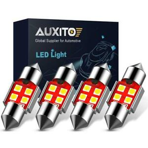 Auxito 31mm Led Interior Dome Reading Light Bulb For Toyota Camry Collora Tacoma