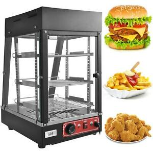15 Inch Baking Western Restaurant Heating Cabinet Gourmet Food Holding Cabinet