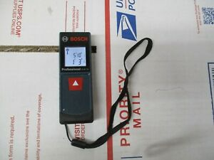 Bosch Professional Laser Tape Measure 65 Model Glm20 Pre owed Fast Shipping