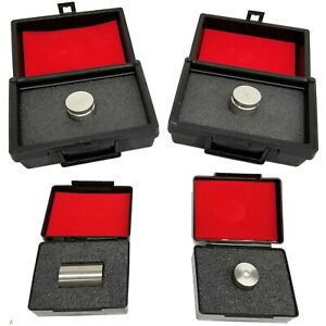 Lot Of 4 Troemner 1kg 300g 500g Class Nbs S Calibration Weights W cases