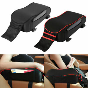 Memory Foam Car Auto Armrest Cushions Suv Center Consoles Box Pads With Pockets