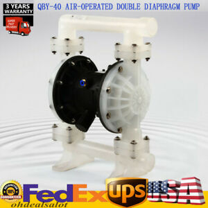 Air Operated Pp Air operated Diaphragm Pump Double 1 5 Inlet outlet 35 2gpm Usa