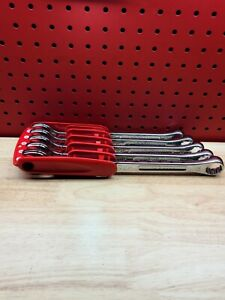 Mac Tools 20 24mm 5 Piece Large Size Long Combination Wrench Set