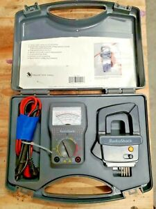Radio Shack Multimeter With Clamp On Ammeter