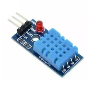 Dht11 Temperature And Relative Humidity Sensor Module Digital G1p7 Output N4l6