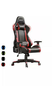 Computer Gaming Chair High back Swivel Chairs Leather Office Gaming Chair